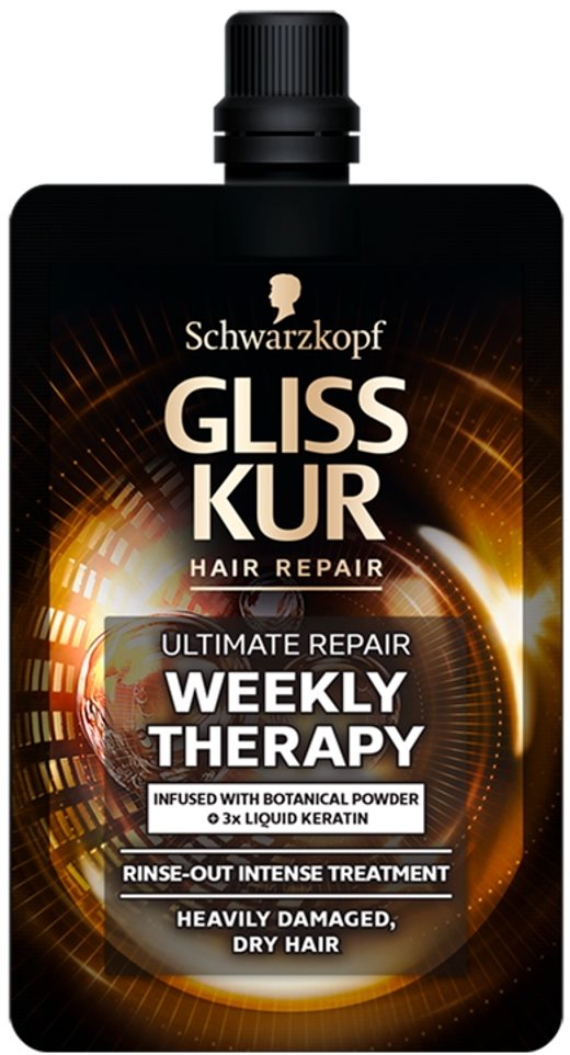 SCHWARZKOPF GLISS KUR Ultimate Repair 50 ml