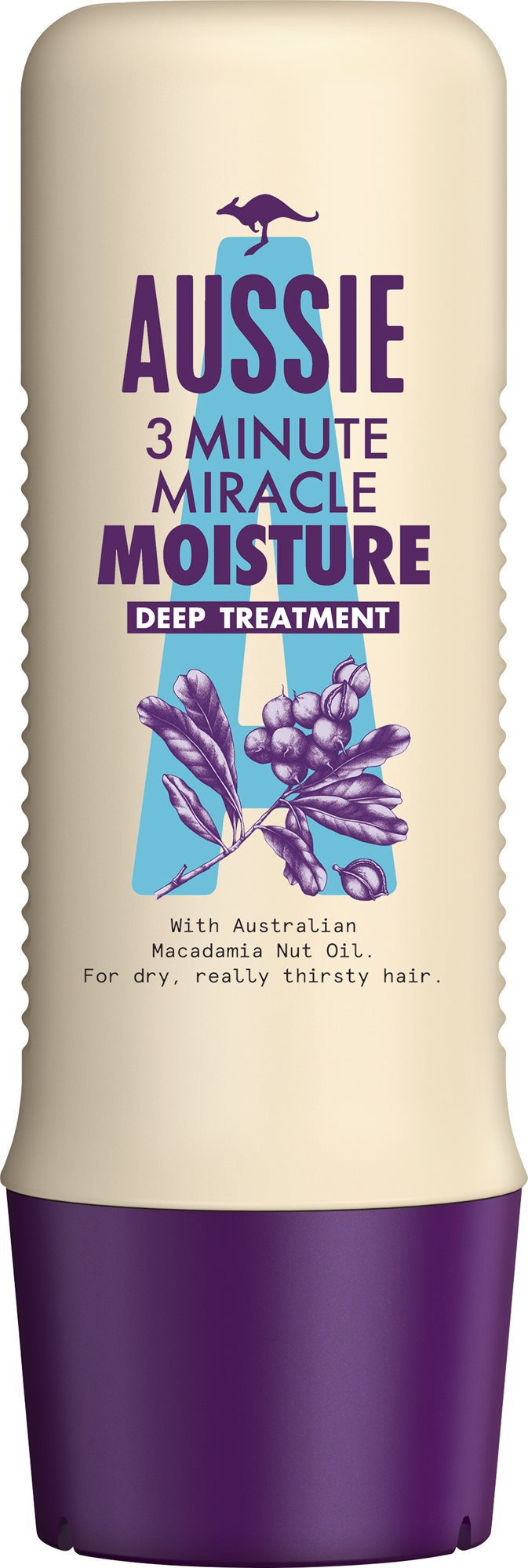AUSSIE 3 Minute Miracle Moist 250 ml