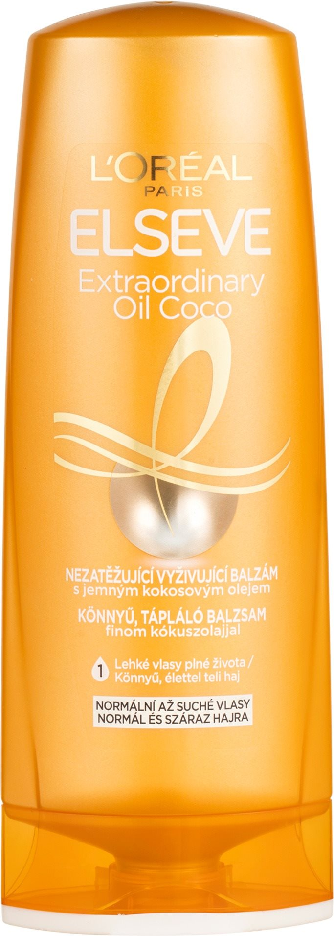 ĽORÉAL PARIS Elseve Extraordinary Coco Conditioner 400 ml