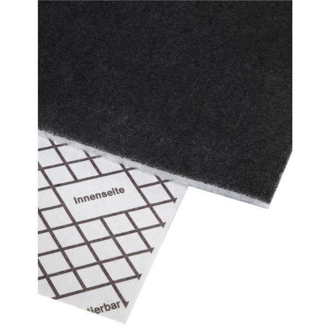 Tartozék Xavax szag-/zsírszűrő páraelszívókhoz, aktív szénnel, 2 db