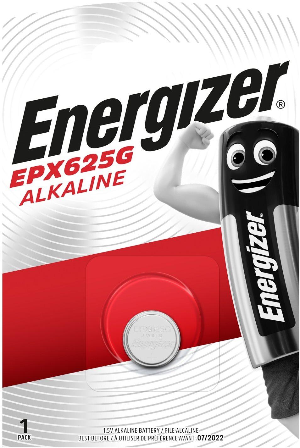 Energizer speciális alkáli elem LR9 / EPX625G