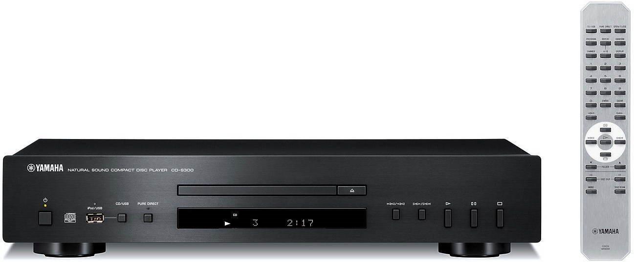 YAMAHA CD-S300 fekete