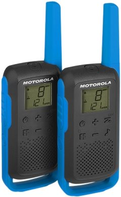 Motorola TLKR T62, kék
