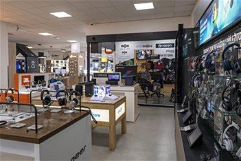 Showroom Praha 7 - Holešovice