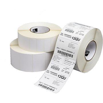 Zebra/Motorola nalepovací štítky pro termotransferový tisk 51mm x 25mm, 2580 ks štítků v roli (3007201-T)
