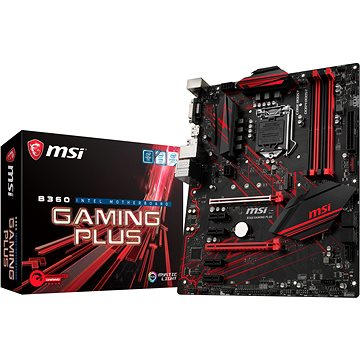 MSI B360 GAMING PLUS (B360 GAMING PLUS)