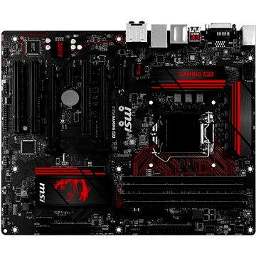 MSI Z170A GAMING M3 (Z170A GAMING M3)
