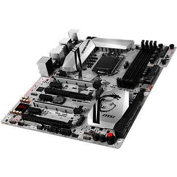 MSI Z170A XPOWER GAMING TITANIUM EDITION + ZDARMA Chladič na procesor SilentiumPC Fera 2 HE1224