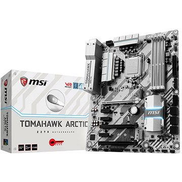 MSI Z270 TOMAHAWK ARCTIC + ZDARMA Hra pro PC Euro Truck Simulator 2
