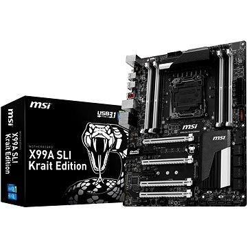 MSI X99A SLI Krait Edition