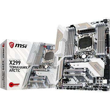 MSI X299 TOMAHAWK ARCTIC (X299 TOMAHAWK ARCTIC)