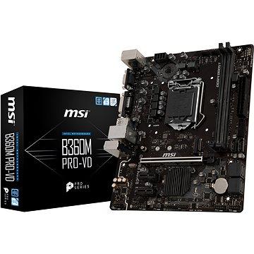 MSI B360M PRO-VD (B360M PRO-VD)