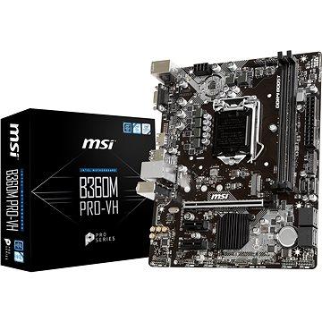 MSI B360M PRO-VH (B360M PRO-VH)