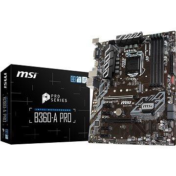 MSI B360-A PRO (B360-A PRO)