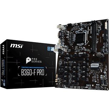 MSI B360-F PRO (B360-F PRO)