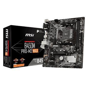 MSI B450M PRO-M2 MAX (B450M PRO-M2 MAX)