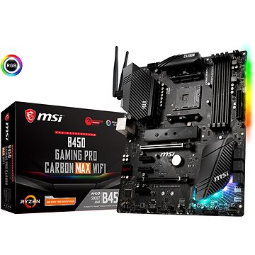 MSI B450 GAMING PRO CARBON MAX WIFI(B450 GAMING PRO CARBON MAX WIFI)