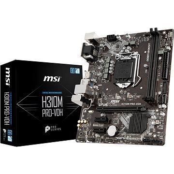 MSI H310M PRO-VDH (H310M PRO-VDH)