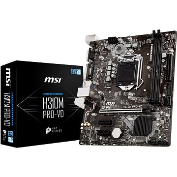 MSI H310M PRO-VD (H310M PRO-VD)