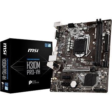 MSI H310M PRO-VH (H310M PRO-VH)