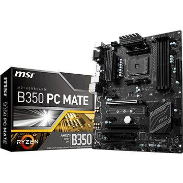 MSI B350 PC MATE (B350 PC MATE)