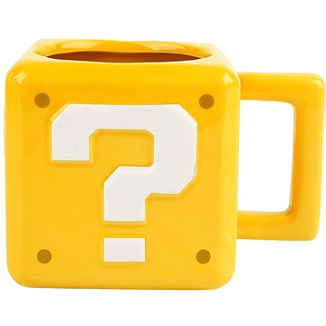 Abysse Nintendo Question Block Mug (5055964707255)