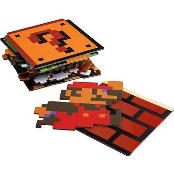 NINTENDO Super Mario - podtácky (20x) (5055964700935)