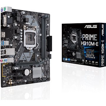 ASUS H310M-E (90MB0X90-M0EAY0)