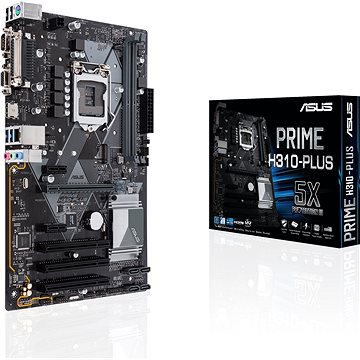 ASUS PRIME H310-PLUS (90MB0WZ0-M0EAY0)