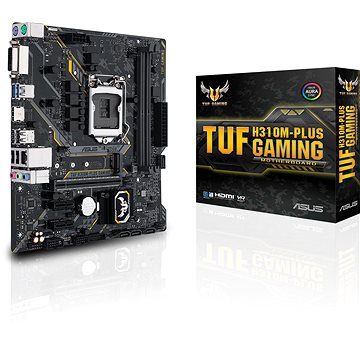 ASUS TUF H310M-PLUS GAMING (90MB0WJ0-M0EAY0)