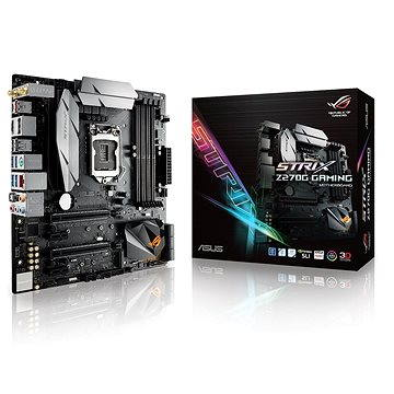 ASUS STRIX Z270G GAMING (90MB0S80-M0EAY0)