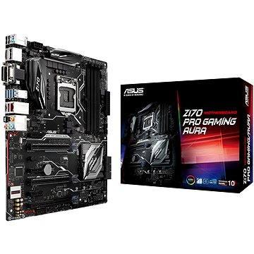 ASUS Z170 PRO GAMING/AURA (90MB0S00-M0EAY0) + ZDARMA Hra pro PC Mafia III