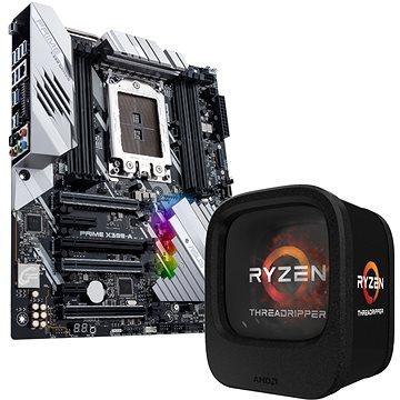 Akční balíček ASUS PRIME X399-A + CPU AMD RYZEN Threadripper 1900X