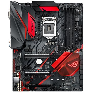 ASUS ROG STRIX Z370-H GAMING (90MB0VJ0-M0EAY0) + ZDARMA Antivirový software Bitdefender Internet Security 2017/2018 1PC 1 rok ESD