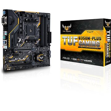 ASUS TUF B350M-PLUS GAMING (90MB0UU0-M0EAY0)