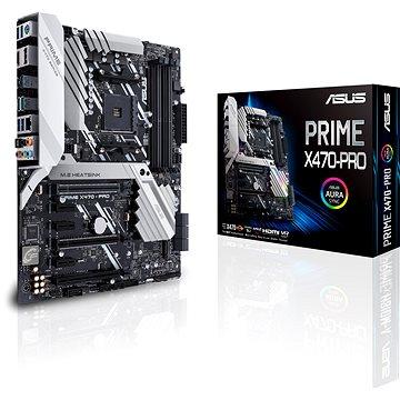 ASUS PRIME X470-PRO (90MB0XG0-M0EAY0) + ZDARMA Vodní chlazení Cooler Master MasterLiquid ML240L RGB