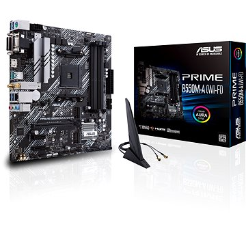 ASUS PRIME B550M-A (WI-FI) (90MB14D0-M0EAY0)