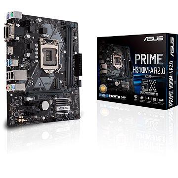 ASUS PRIME H310M-A R2.0/CSM (90MB0Z10-M0EAYC)