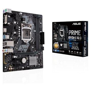 ASUS PRIME H310M-E R2.0/CSM (90MB0Z20-M0EAYC)
