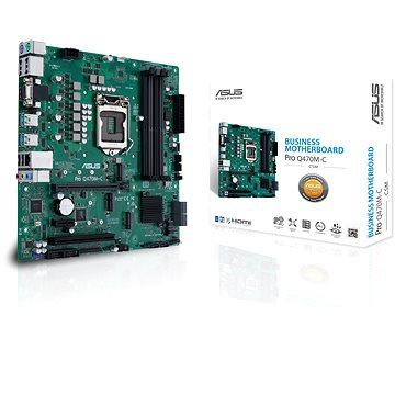 ASUS PRO Q470M-C/CSM (90MB1380-M0EAYC)