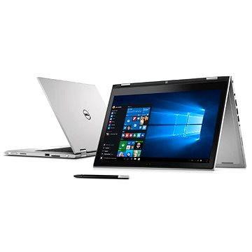 Dell Inspiron 13z (7000) Touch stříbrný (N5-7359-N2-01-Silver) + ZDARMA Kancelářský balík Microsoft Office 2016 pro domácnosti