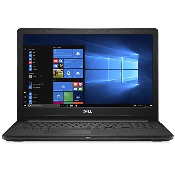 Dell Inspiron 15 (3000) černý (N-3567-N2-313K)