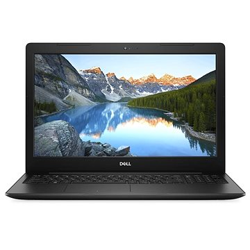 Dell Inspiron 15 (3593) Black (N-3593-N2-513K)