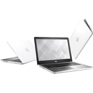 Dell Inspiron 15 (5000) bílý (N-5567-N2-312W) + ZDARMA Digitální předplatné Týden - roční