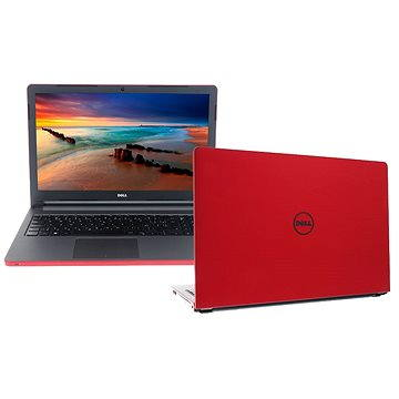 Dell Inspiron 15 (5000) červený (N-5567-N2-312R)