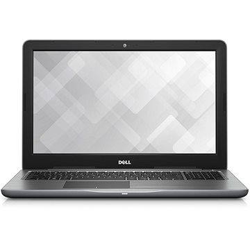 """Dell Inspiron 15 (5000) šedý (N-5567-N2-313S) + ZDARMA Brašna na notebook Dicota Base 15 - 15.6"""" Digitální předplatné Týden - roční"""