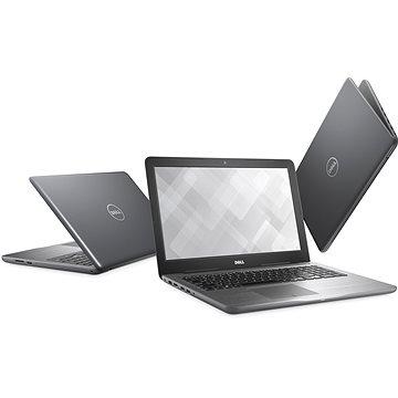 Dell Inspiron 15 (5000) šedý (N-5567-N2-513S) + ZDARMA Digitální předplatné Týden - roční