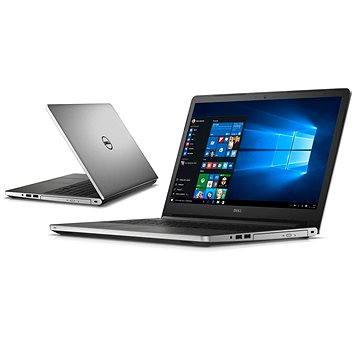 Dell Inspiron 15 (5000) stříbrný (N4-5559-N2-712K-Silver) + ZDARMA Poukaz v hodnotě 500 Kč (elektronický) na příslušenství k notebookům. Poukaz má platnost do 30.5.2017.