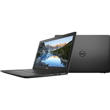 Dell Inspiron 15 (5000) černý (N-5570-N2-711K) + ZDARMA Myš Microsoft Wireless Mobile Mouse 1850 Black