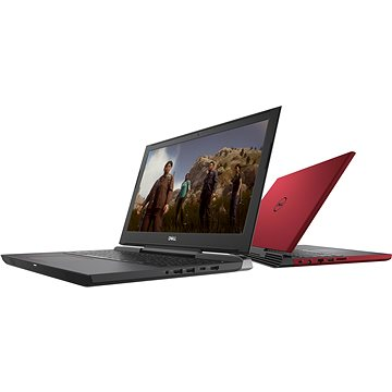 Dell G5 15 Gaming (5587) červený (N-5587-N2-713R)